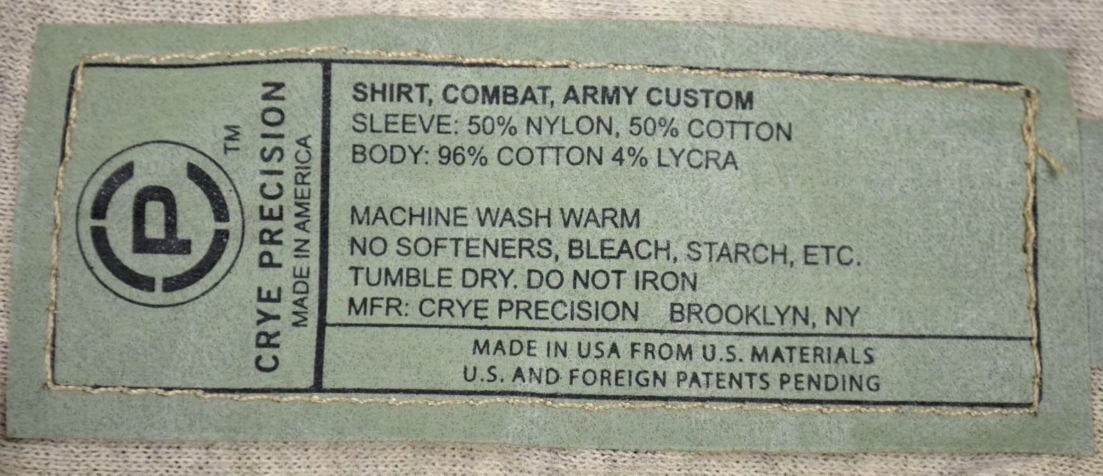 CRYE-PRECISION-COMBAT-SHIRT-AC-ARMY-CUSTOM-G2-GEN-II-MULTICAM-SF-DIFFERENT-SIZES-201453134109-9.jpg